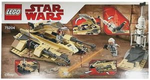 LEGO Star Wars Sandspeeder