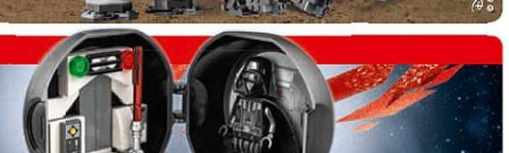 LEGO – Dark Vador Mini-Fig POD offert en décembre