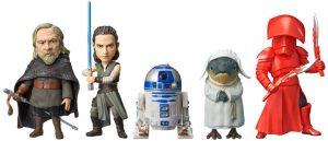 Star Wars The Last Jedi Super Deforme