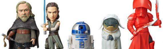 Bubble Head – Star Wars The Last Jedi Super Deforme