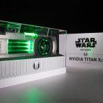 nvidia Star Wars carte graphique