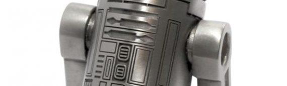 LEGO – Un R2-D2 minifig en platine à gagner