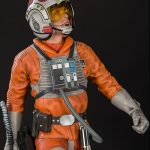 xm studios luke skywalker pilot x-wing star wars premium collectibles