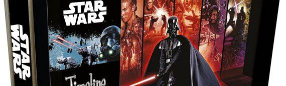Asmodee : TimeLine Star Wars Édition spéciale