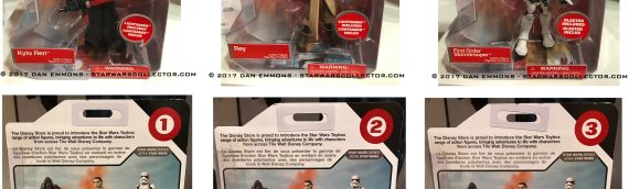 Disney Store – Blisters Toybox Star Wars