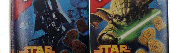 Boîtes de biscuits M.Christie Star Wars