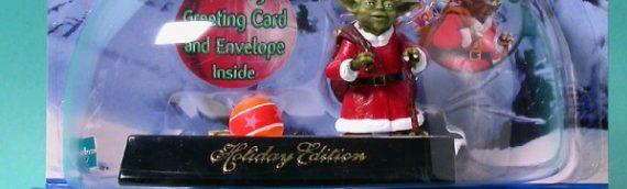 Yoda en Père Noël ?