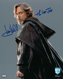 Official Pix Mark Hamill Luke Skywalker