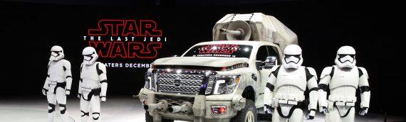 Nissan : Titan AT-M6 Walker Assault au L.A. Show