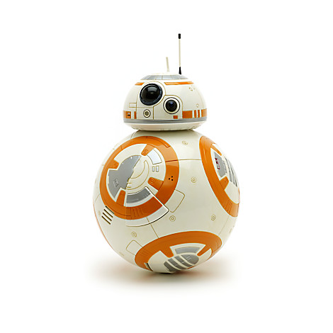 The Force Awakens : Les droïdes interactifs
