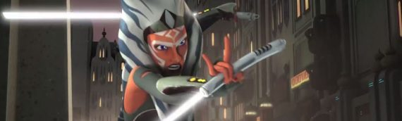 Star Wars Rebels : NYCC Trailer Exclusif de la saison 2