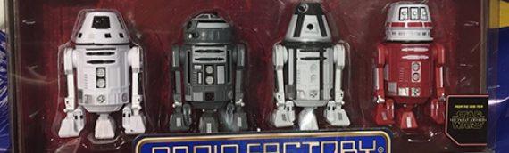 Droid Factory Set