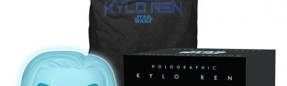 Funko – Exclu Target Kylo Ren holographique
