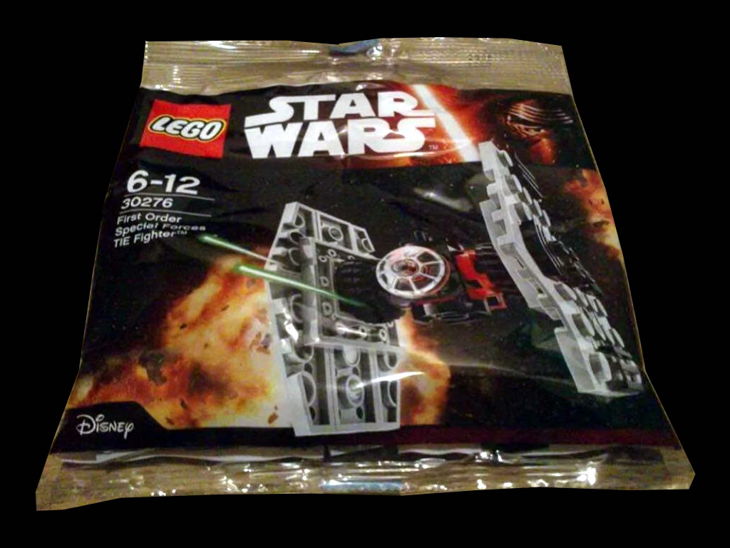 TIE Fighter First Order Polybag