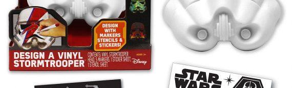Star Wars Design – Vinyl Stormtrooper