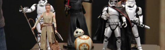 DISNEY – The Force Awakens Elite Die Cast 6 inches