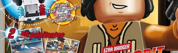Lego Star Wars – Le magazine officiel