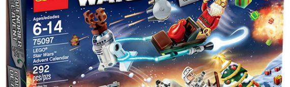 LEGO – Le calendrier de l'avent 2015