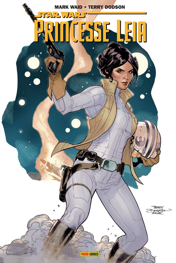 Album Princesse Leia