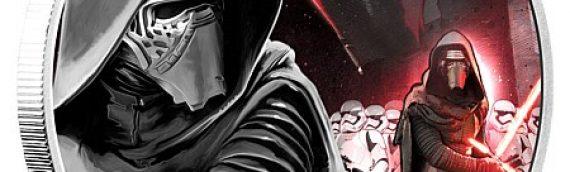 New Zealand Mint : Collection de pièces de monnaie Star Wars The Force Awakens