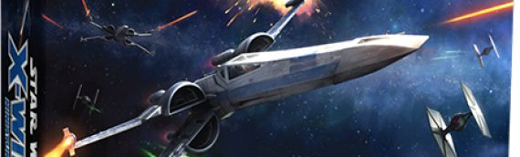 Fantasy Flight Game – X-Wing The Force Awakens