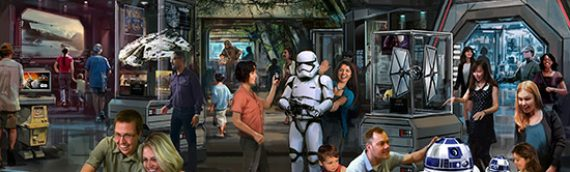 Disneyland – Season of the Force