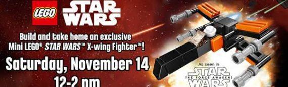 LEGO – Mini Set Poe Dameron X-Wing Fighter