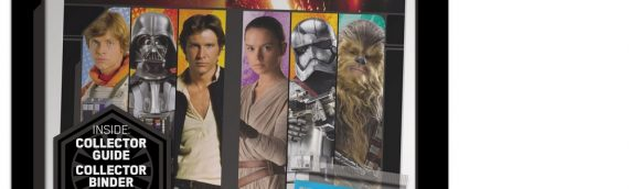 Topps : Star Wars – A Journey to The Force Awakens
