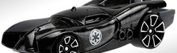 Hot Wheels : Nouvelle série de voitures Star Wars