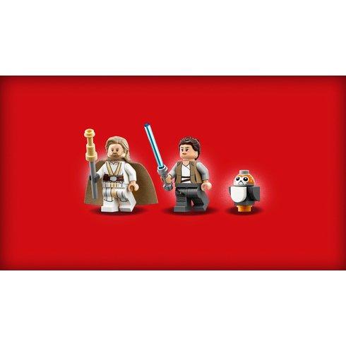LEGO ahah-to island training