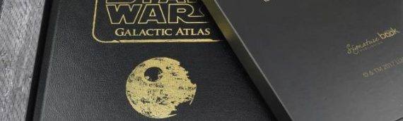 Star Wars Galactic Atlas : un livre de prestige