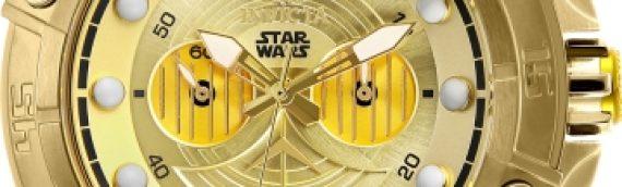Invicta : l'heure façon Star Wars