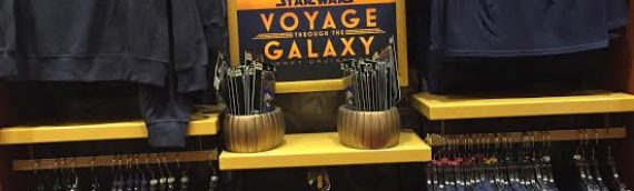 Star Wars Disney Cruise Line Collectibles