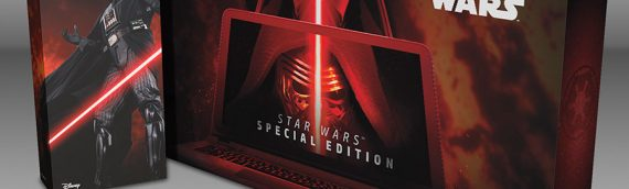HP : Star Wars Special Edition Notebook