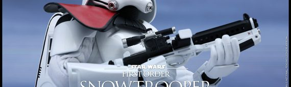 Hot Toys The Force Awakens – Snowtrooper The First Order