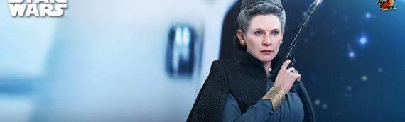 Hot Toys – Leia Organa The Last Jedi Sixth Scale Figure