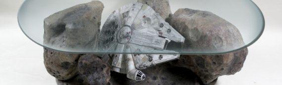 Spina Design – Falcon Asteroid Table