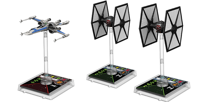 Fantasy Flight Game - X-Wing The Force Awakens