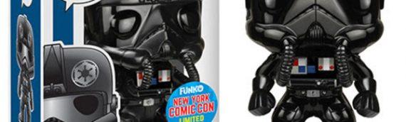 Funko : Des pièces Star Wars exclusives pour le NYCC