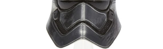 HASBRO – The Black Series Titanium Series Helmets