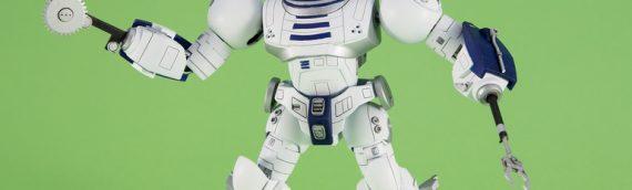 Hi2-D2 Enhanced astromech droid