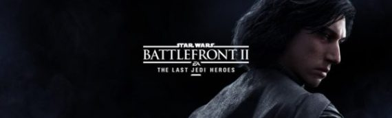 Star Wars Battlefront II – Star Wars The Last Jedi en vidéo