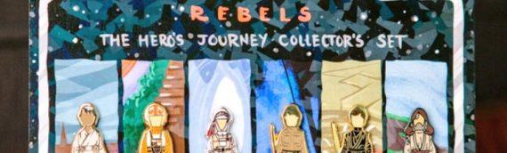 Black Series Rebels – Hero Journey pins Collector Set
