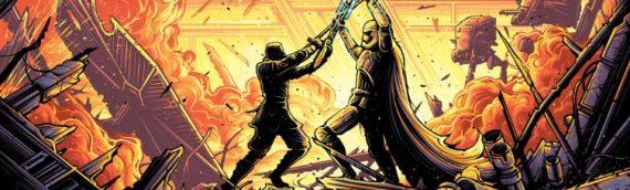 Star Wars The Last Jedi – Troisième poster IMAX