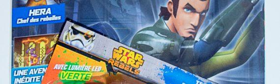 Déjà le numéro 5 de Star Wars Rebels !