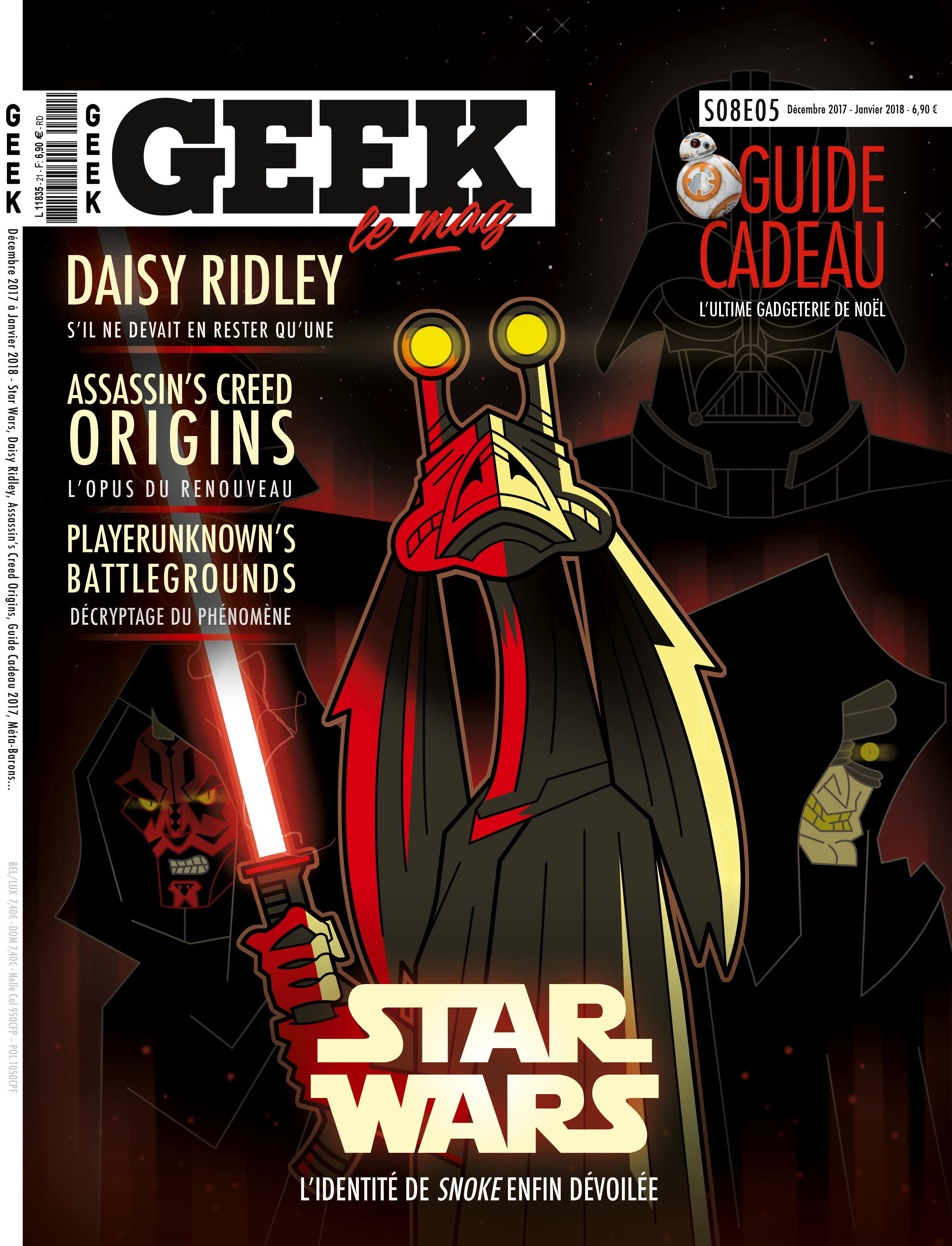 Star Wars Geeklemag