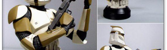 Clone Trooper Mini Bust
