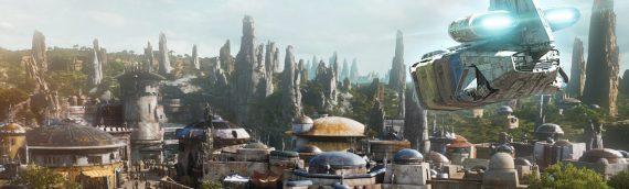 Disney – Du nouveau pour le parc Star Wars : Galaxy's Edge