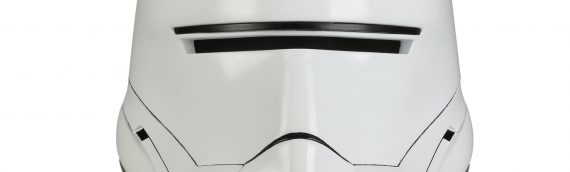 Anovos – First Order Flametrooper Helmet