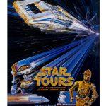 enchères Disneyland Star Tours Captain EO